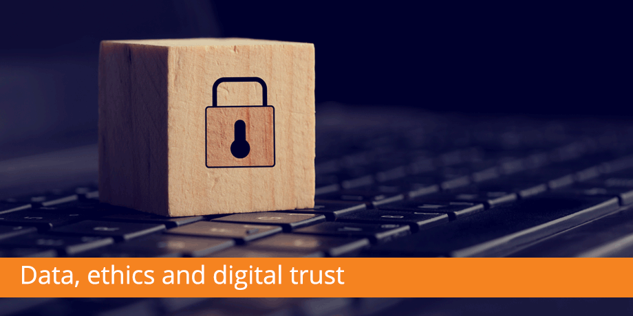 A question of digital trust