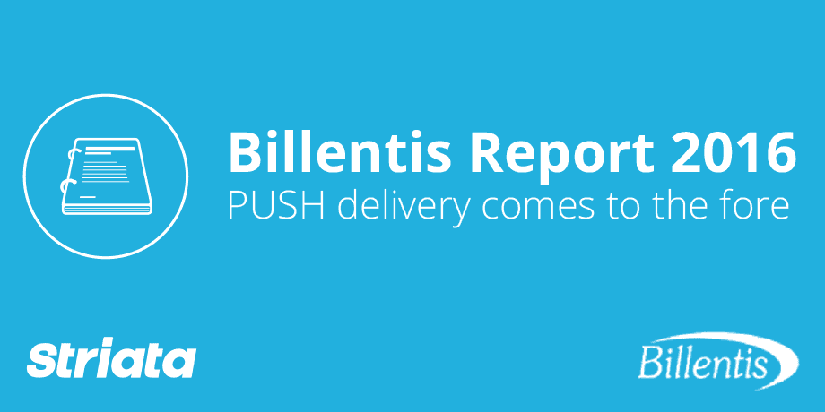 "Insights from the 2016 ""e-Invoicing/e-Billing: Digitisation & Automation"" report by Billentis"