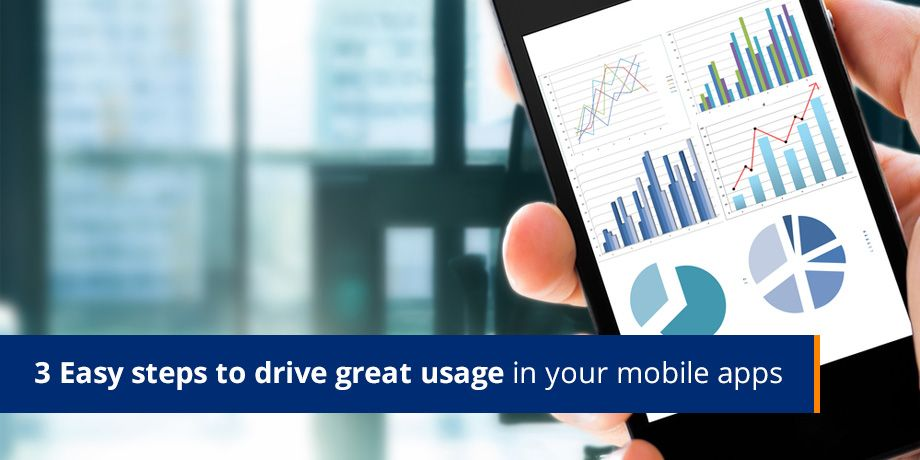 Drive traffic to your mobile apps in 3 easy steps