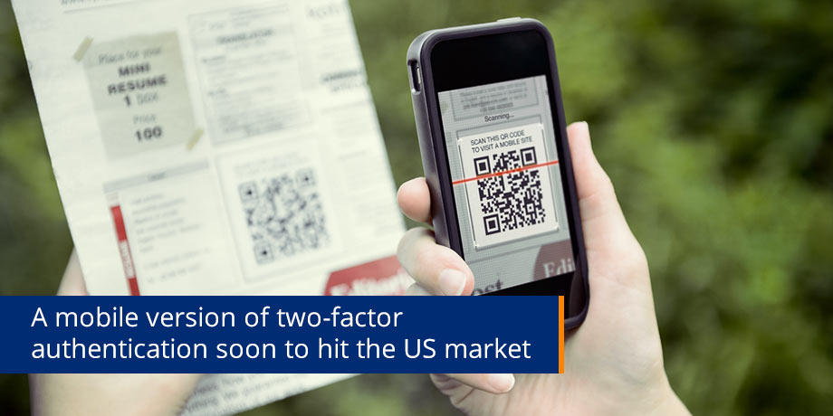 Two Factor Authentication Using Mobile Devices