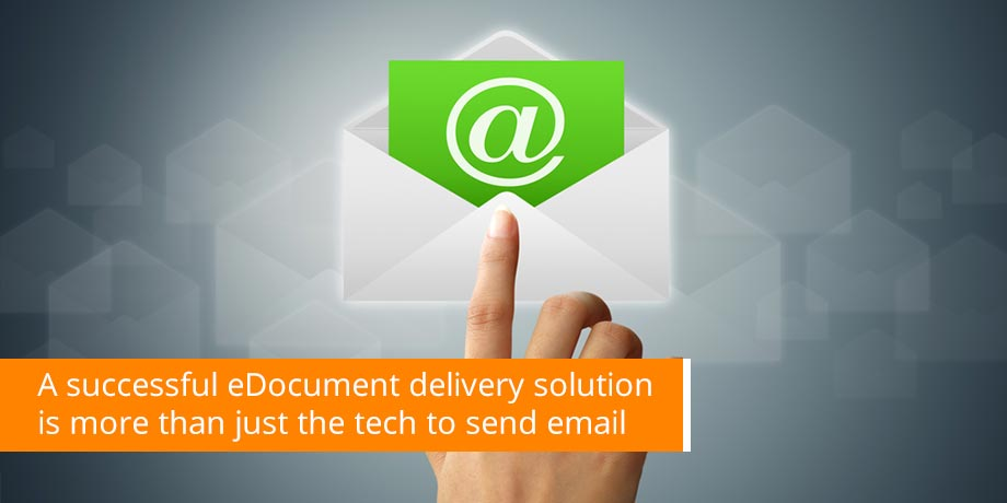 Bulk email document delivery: Build or Buy?