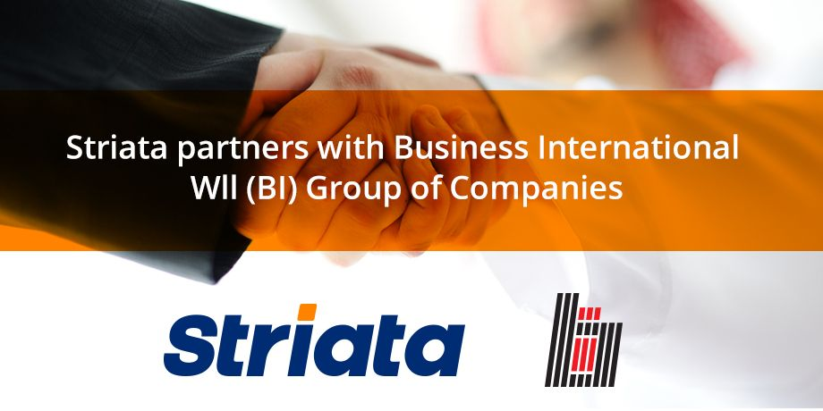 Striata partners with Xerox distributors Business International WII (BI) Group of Companies in Bahrain