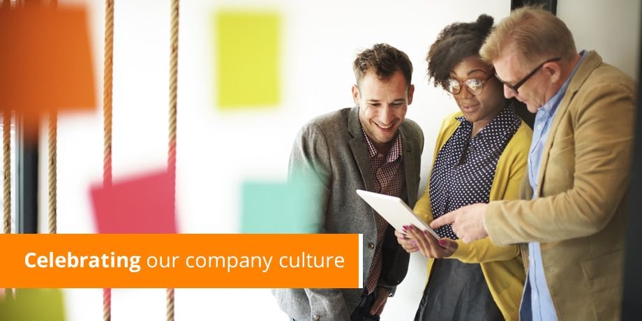 That moment when you realize your company culture is a good one