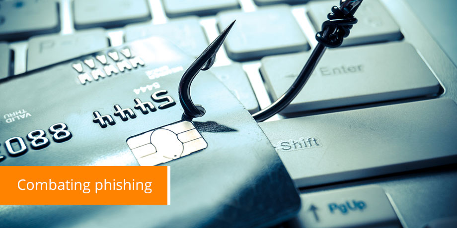 "Co-Operation, Paradigm Shift Thinking Will Overcome The ""Phishing"" Menace"