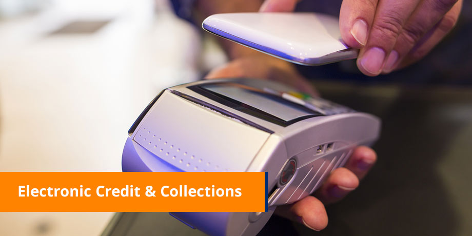 eBilling reduces time and expense when collecting payments