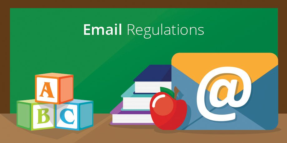 Email regulations