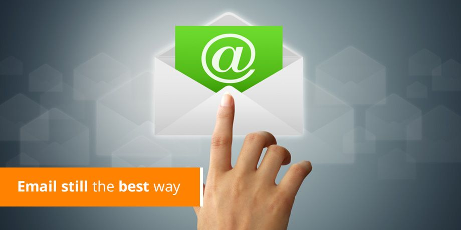 9 Reasons email is best for the delivery of confidential customer documents