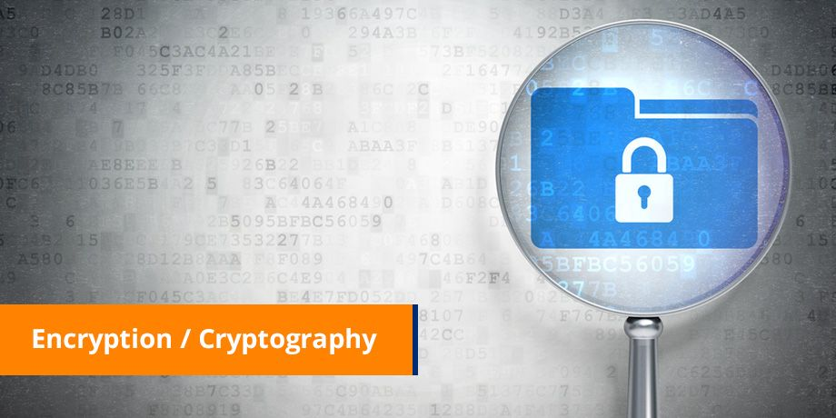 Ensure your electronic documents are delivered securely: Encryption/cryptography
