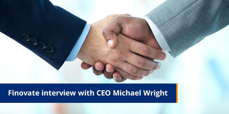 Finovate interviews Striata CEO, Michael Wright