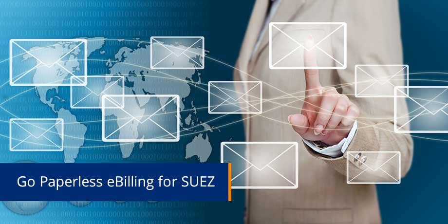 SUEZ Turns Off Paper Bills with Striata eBilling Solution