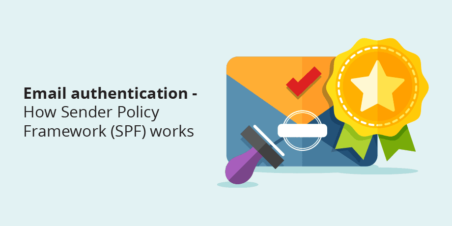 How Sender Policy Framework works