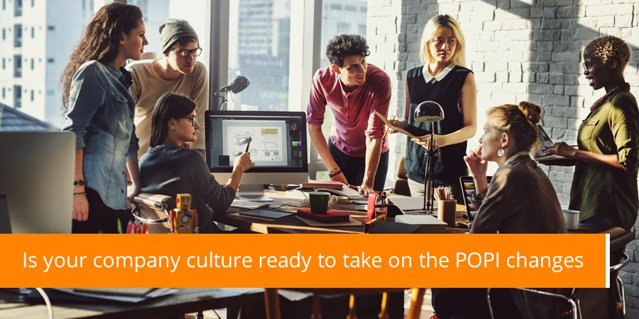 POPI compliance: Will your company culture play a supporting role?