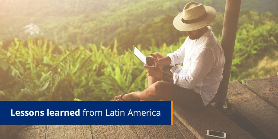 Secure Customer Communication Management - A lesson from Latin America...