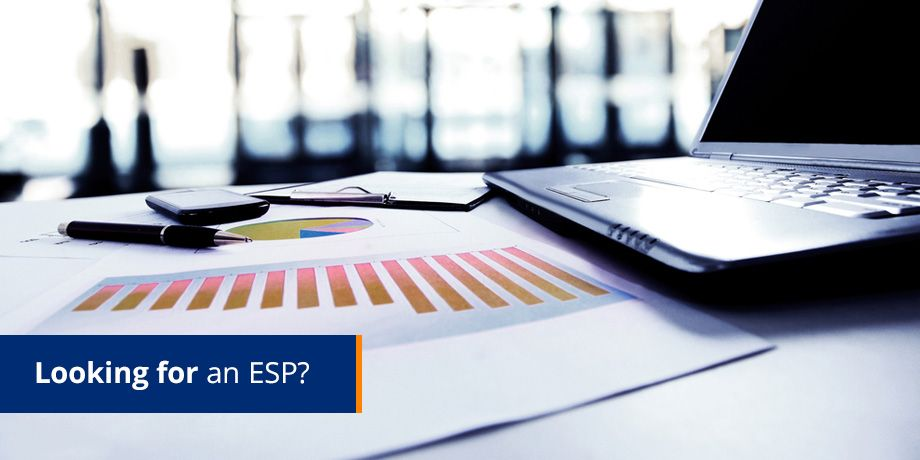 When looking for an ESP, who should be putting an RFP together?