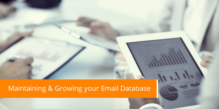 Gathering your customer's email address