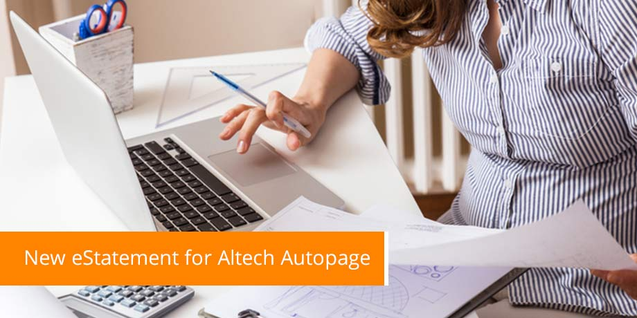Striata lands secure eStatement delivery contract with Altech Autopage Cellular