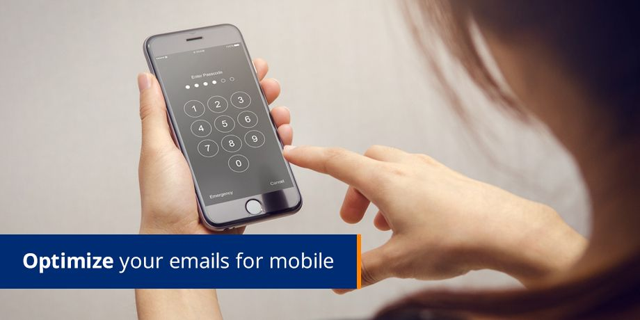 Mobile advertising – have you considered email?