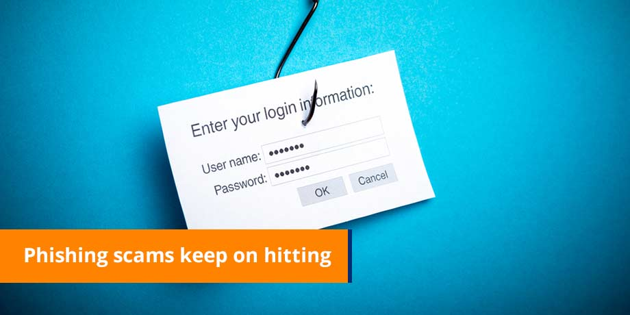 Phishing in the Cloud restricts paperless adoption