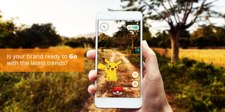 How trends like Pokemon Go shape email marketing