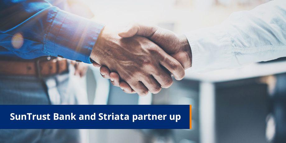 SunTrust partners with Striata for PUSH eStatements