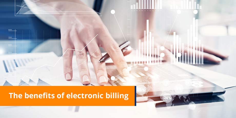 Realization of electronic billing benefits drives wider adoption of the technology