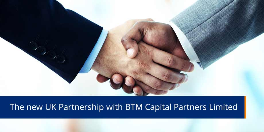 Striata partners with BTM Capital Partners Limited