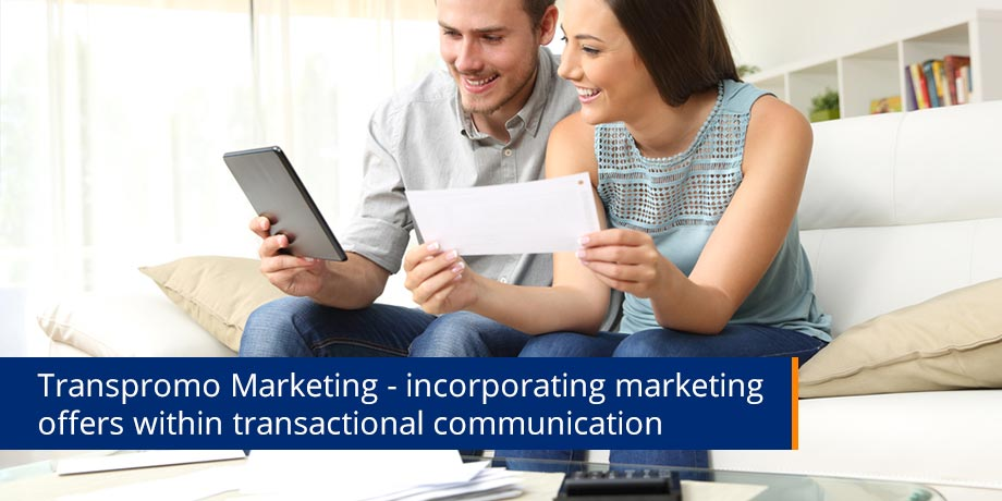 The Power of Transpromo Marketing