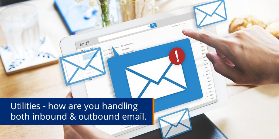 Inbound Email Management for North American Utilities