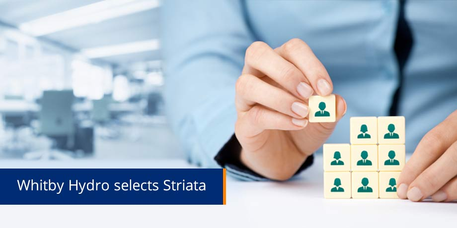 Canadian Utility, Whitby Hydro, chooses Striata for Electronic Bill Presentment