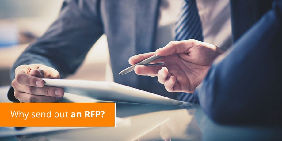 Understanding the why, will help focus the RFP