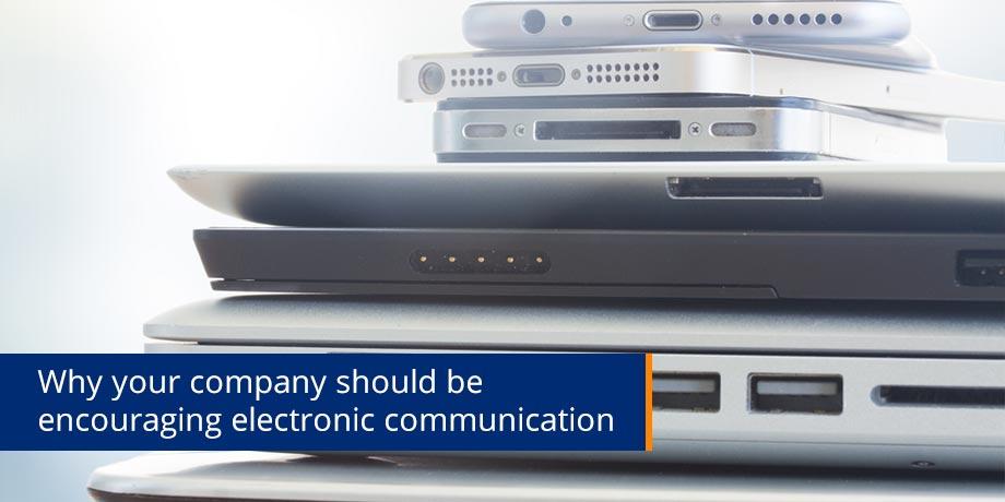 Electronic Communication Goals