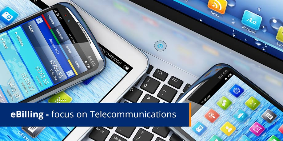 eBilling for Telecommunication Service Providers