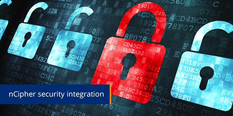 nCipher Security Integration Available From Striata