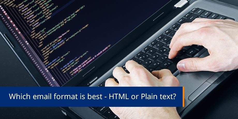 Optimum Email Formats
