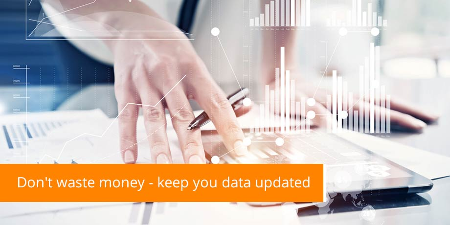 How much money do you waste on inaccurate customer data? 3 Tips to get your data right