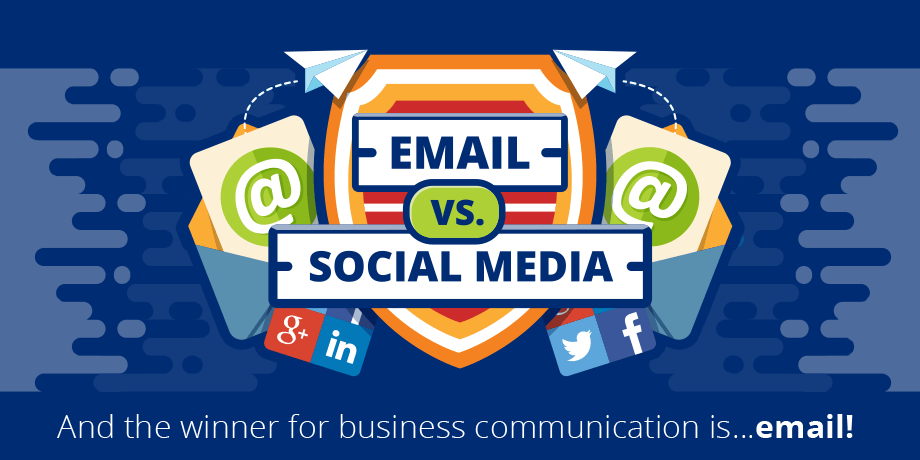 Why email is THE digital channel for business