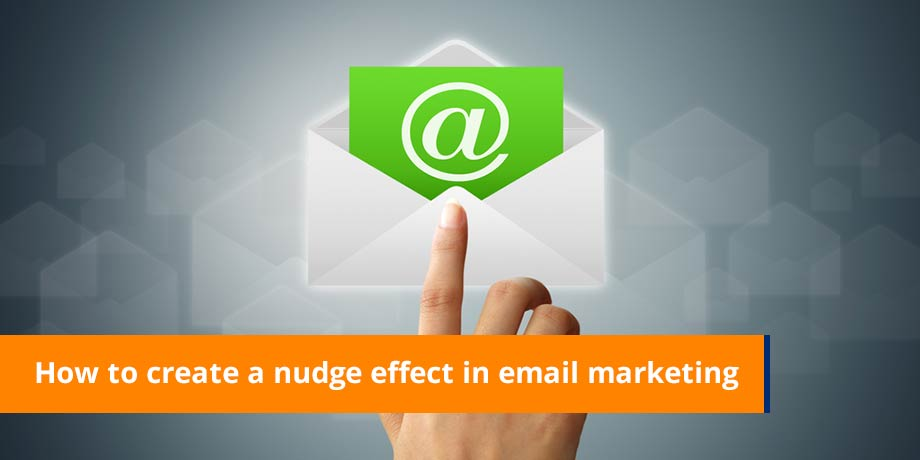 Email: The Nudge Effect