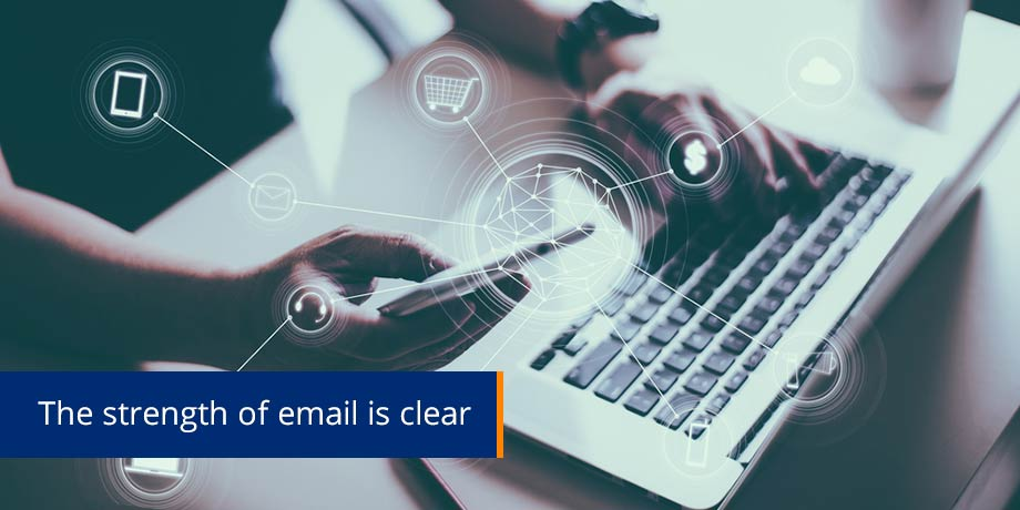 Do we really know the true value of email?