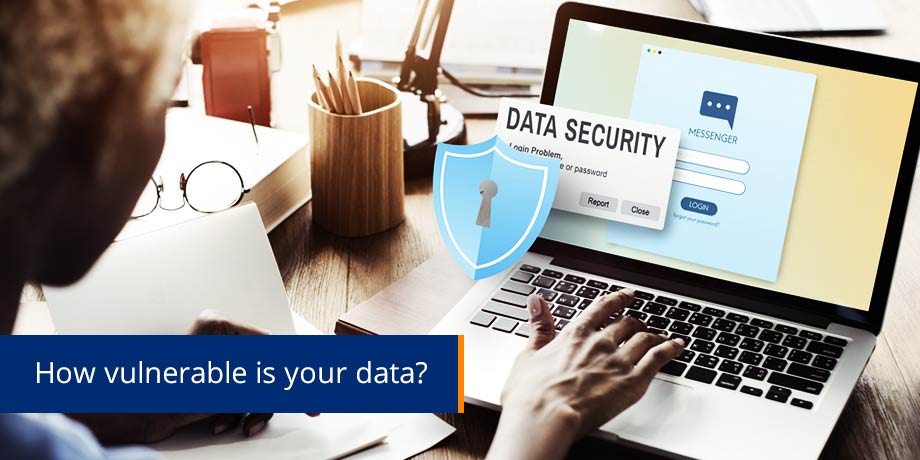 How Vulnerable Is Your Data