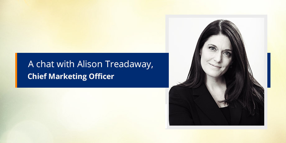 A Chat With Alison Treadaway