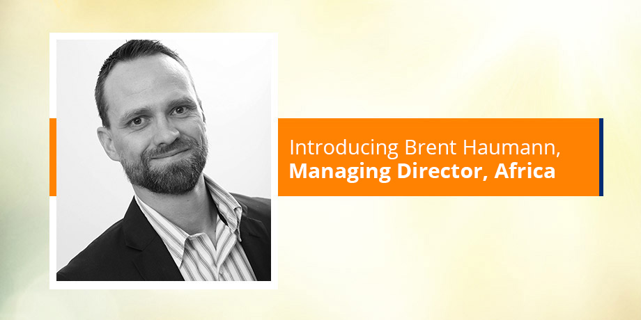 Introducing Brent Haumann
