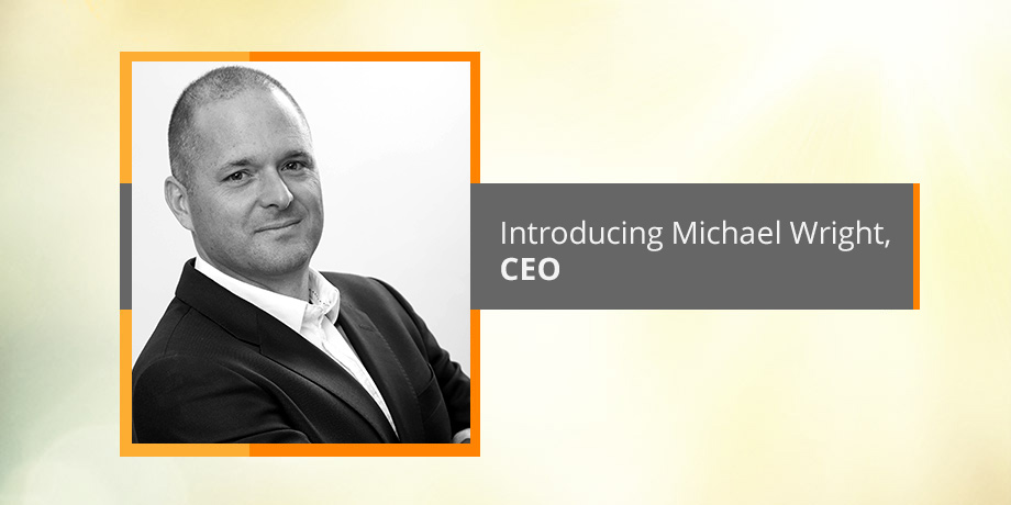 Introducing our digital master, Michael Wright - CEO