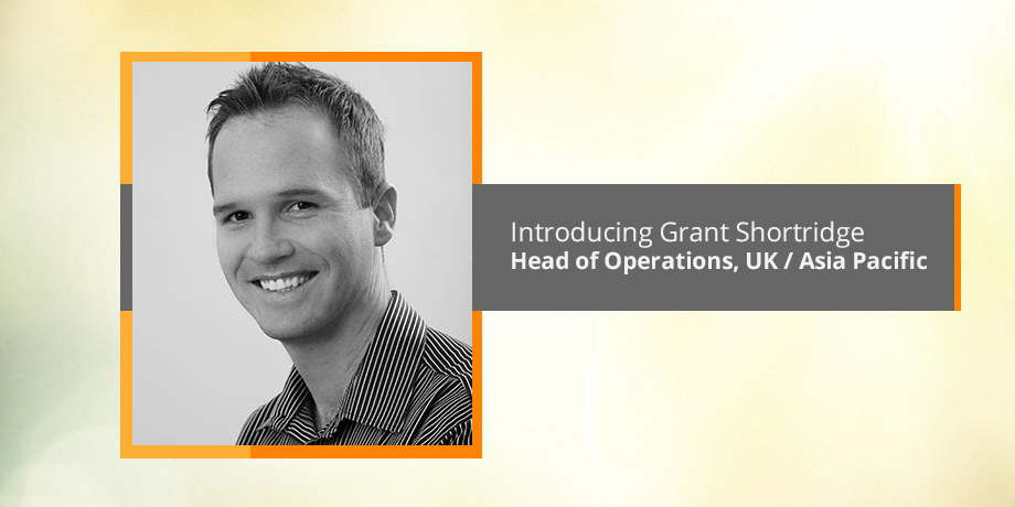 Introducing Grant Shortridge, Executive Head Striata Commercial Solutions
