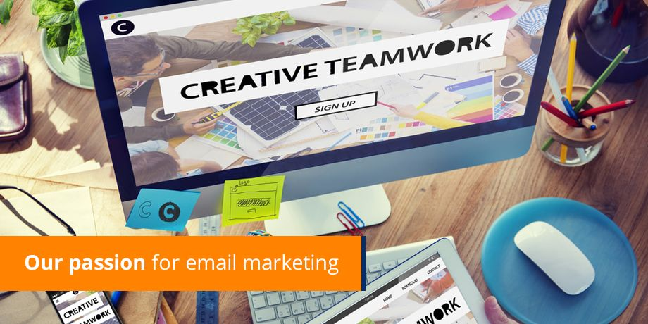 13 Reasons why we love email marketing...