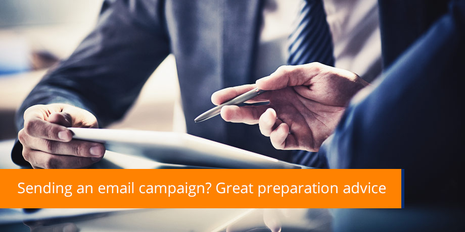 Is your email marketing campaign REALLY good to go?