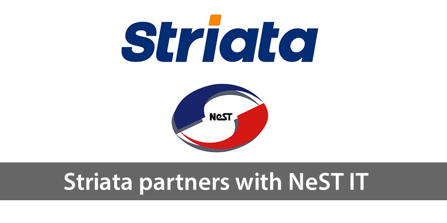 Striata and NeST IT to bring digital, interactive, secure documents to India and the Middle East