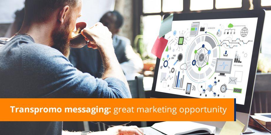 Transpromo Messaging - unlock the power