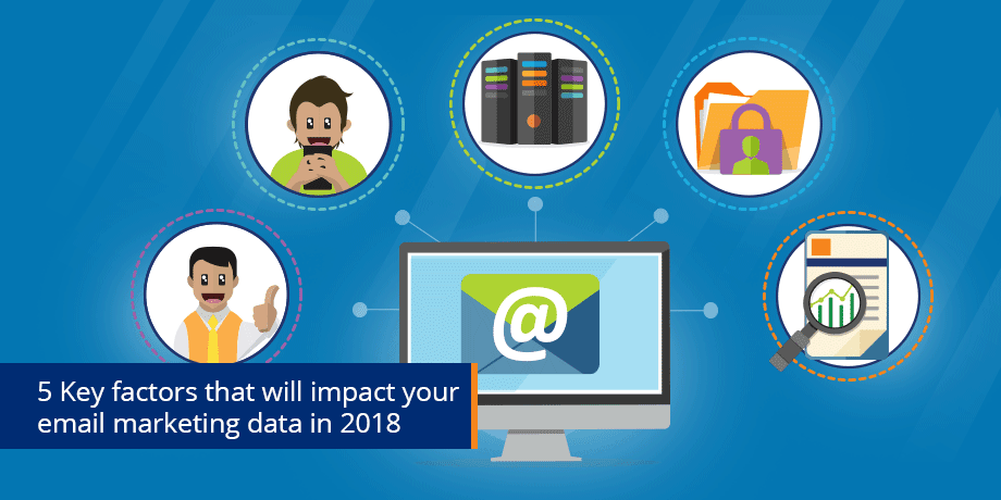 Your email marketing data in 2018