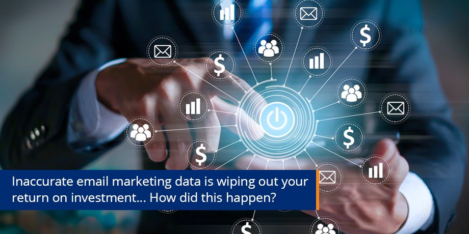 The importance of quality email marketing data