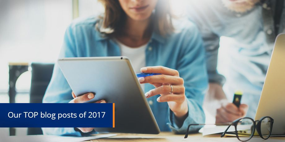 Our TOP Blog Posts Of 2017